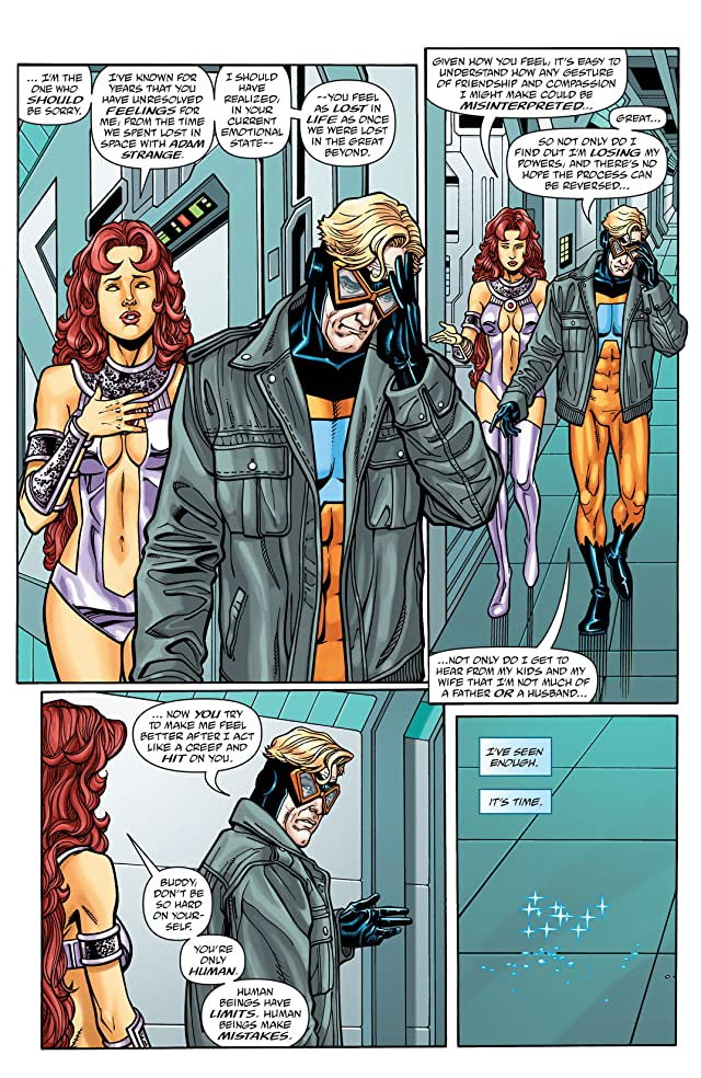 Last Days of Animal Man #4