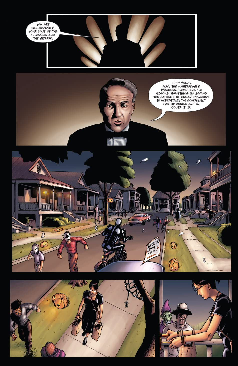 Plan 9 From Outer Space Strikes Again #1