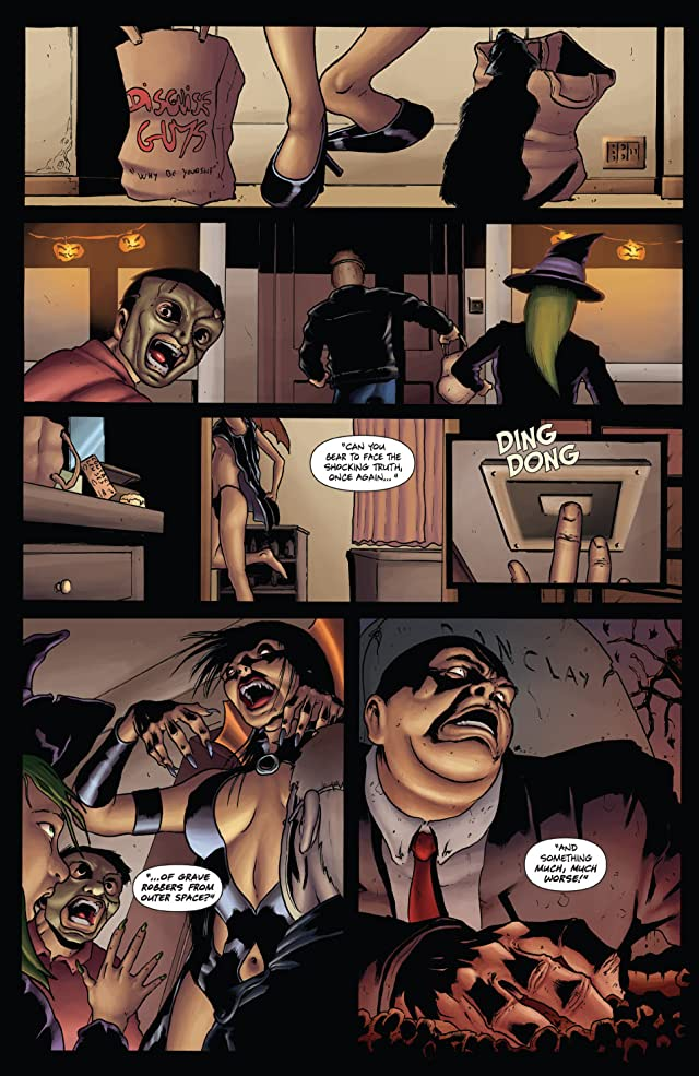 click for super-sized previews of Plan 9 From Outer Space Strikes Again #1