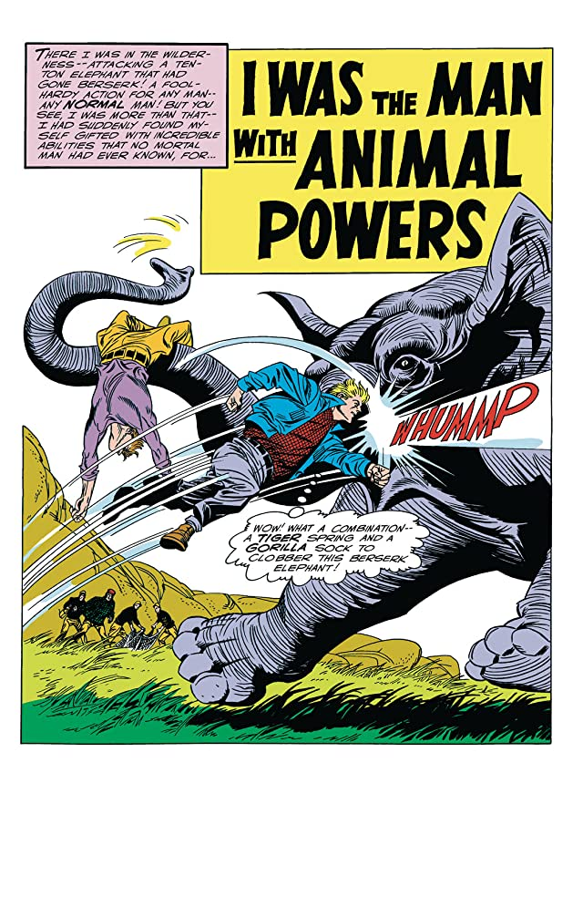 click for super-sized previews of Strange Adventures (1950-1973) #180