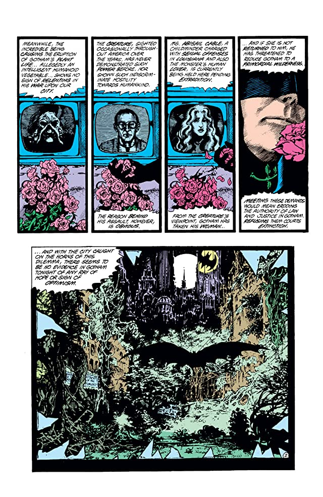 click for super-sized previews of Swamp Thing (1982-1996) #53