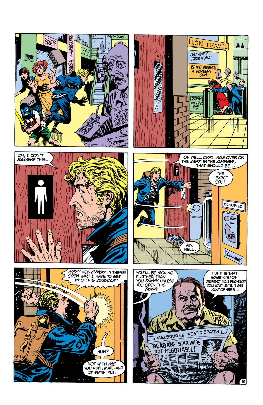 Swamp Thing (1982-1996) #57
