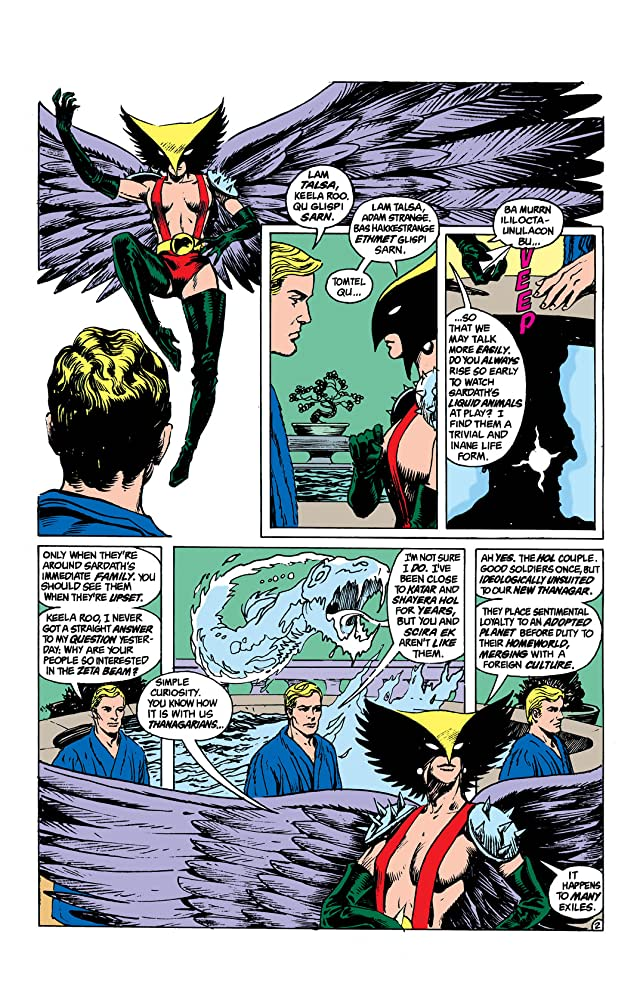 click for super-sized previews of Swamp Thing (1982-1996) #58