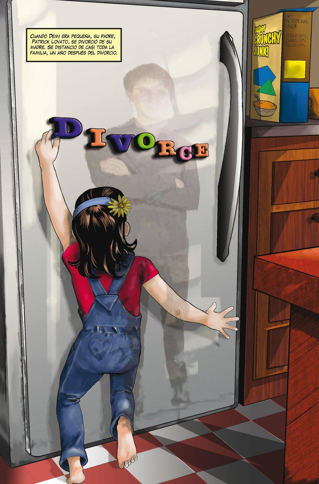Fame: Demi Lovato: Spanish Edition
