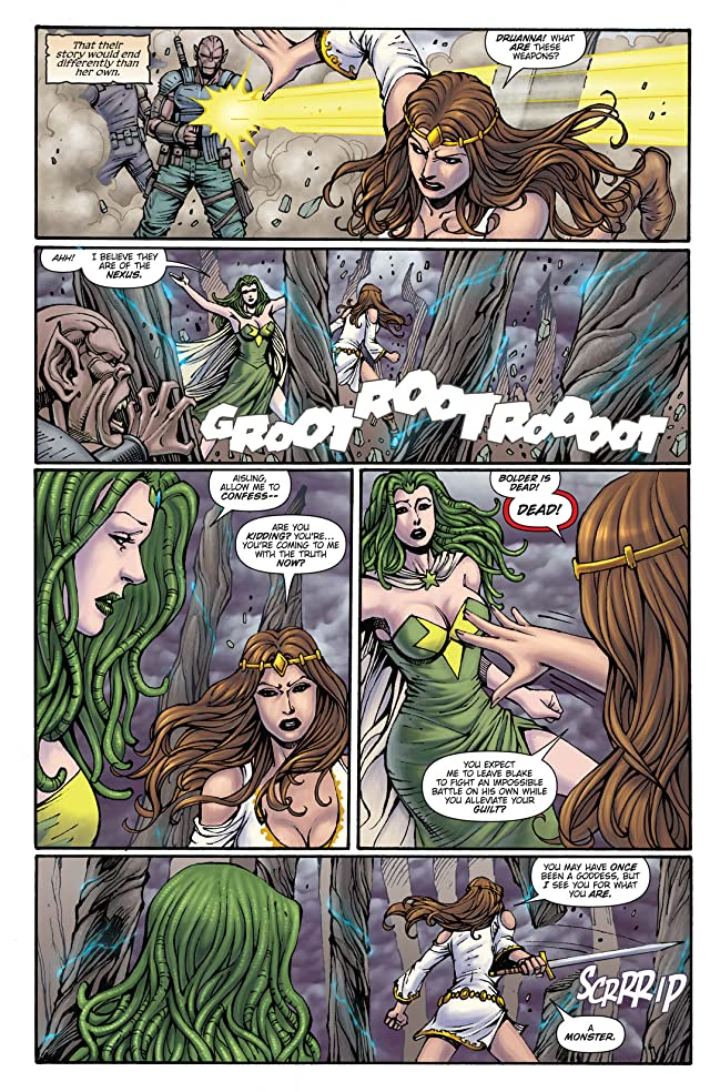 Grimm Fairy Tales : Quest #5 (of 5)