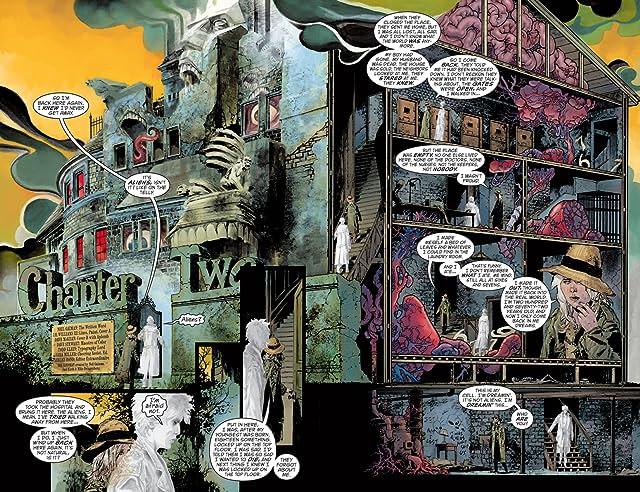 The Sandman: Overture (2013-) #2 (of 6)