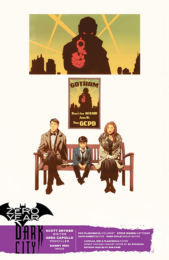 click for super-sized previews of Batman (2011-) #29