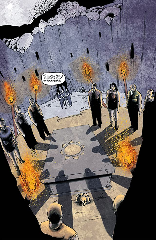 click for super-sized previews of Fade To Black #3