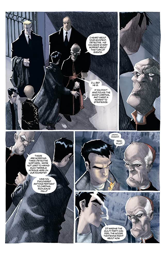 click for super-sized previews of Revelations #4