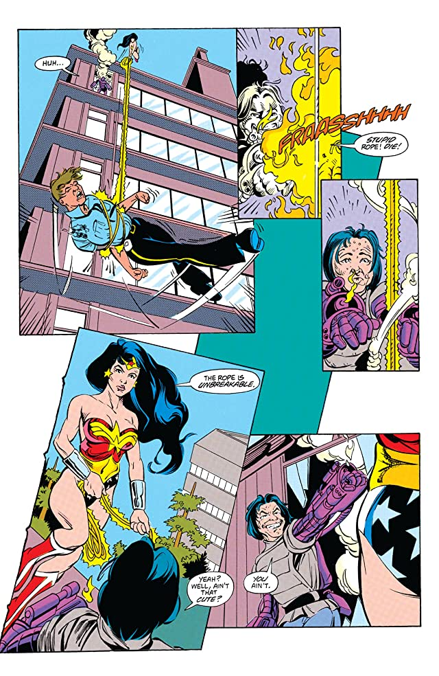 click for super-sized previews of Wonder Woman (1987-2006) #74