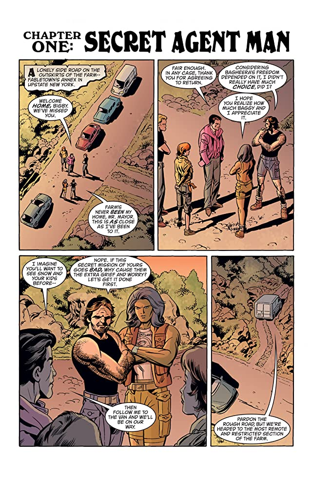 click for super-sized previews of Fables #50