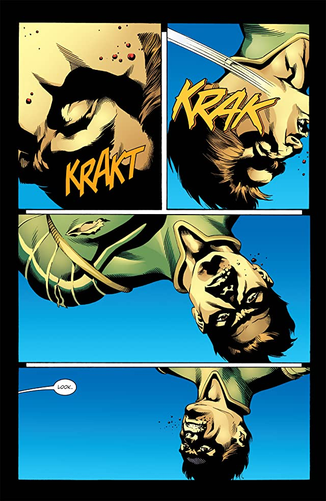 click for super-sized previews of Hawkman (2002-2006) #11