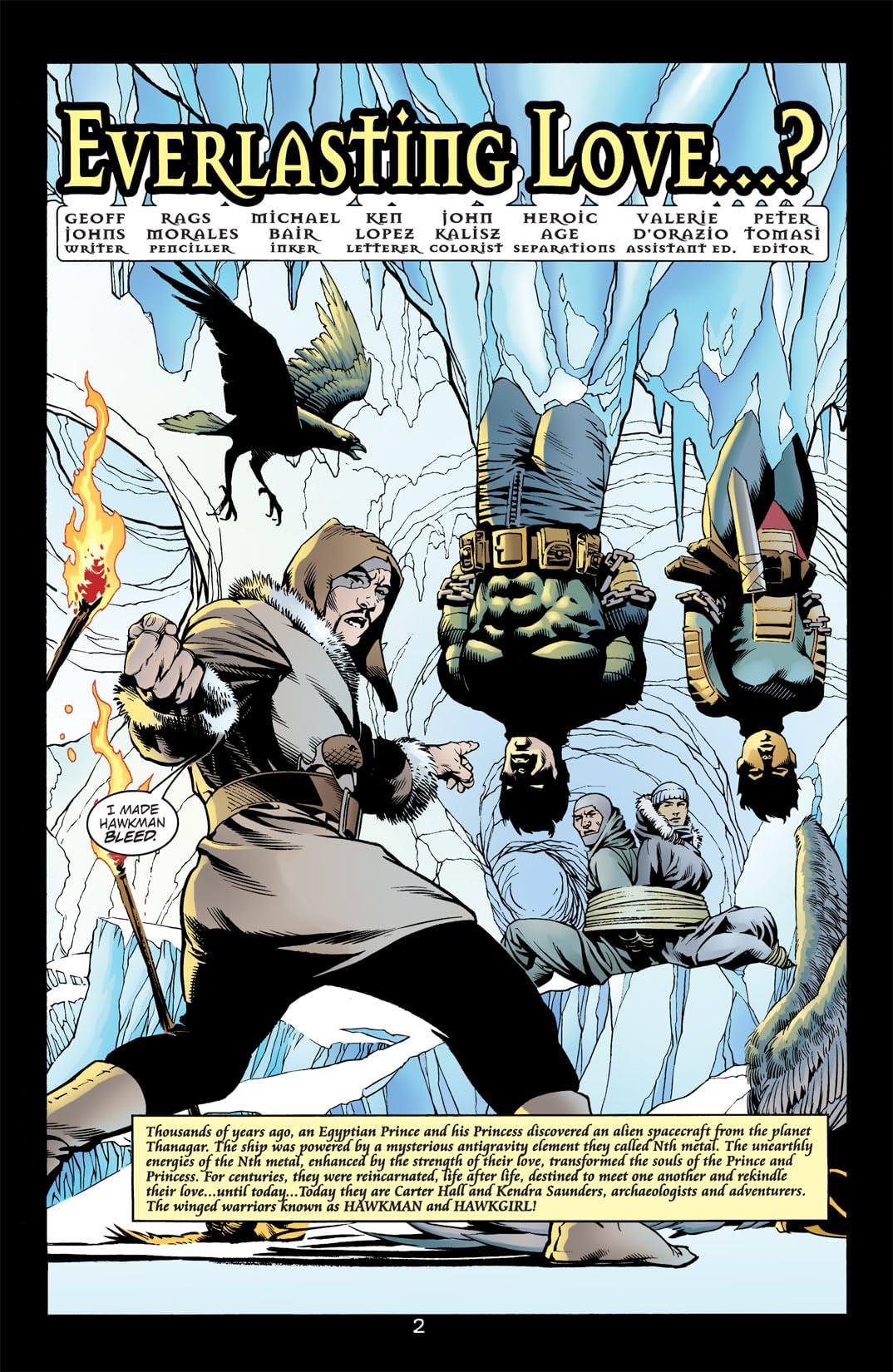 Hawkman (2002-2006) #11