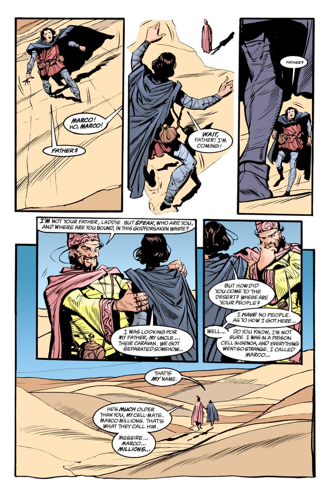 The Sandman #39