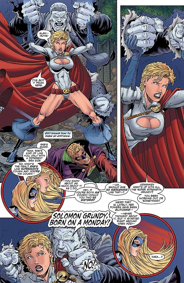 Supergirl (2005-2011) #1