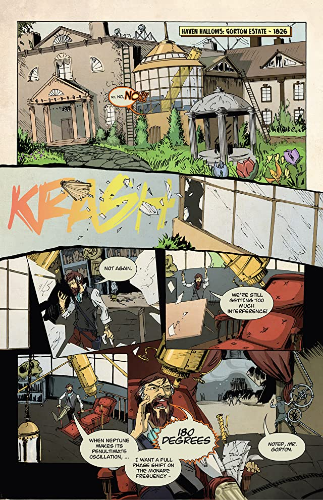 click for super-sized previews of Beware... #3