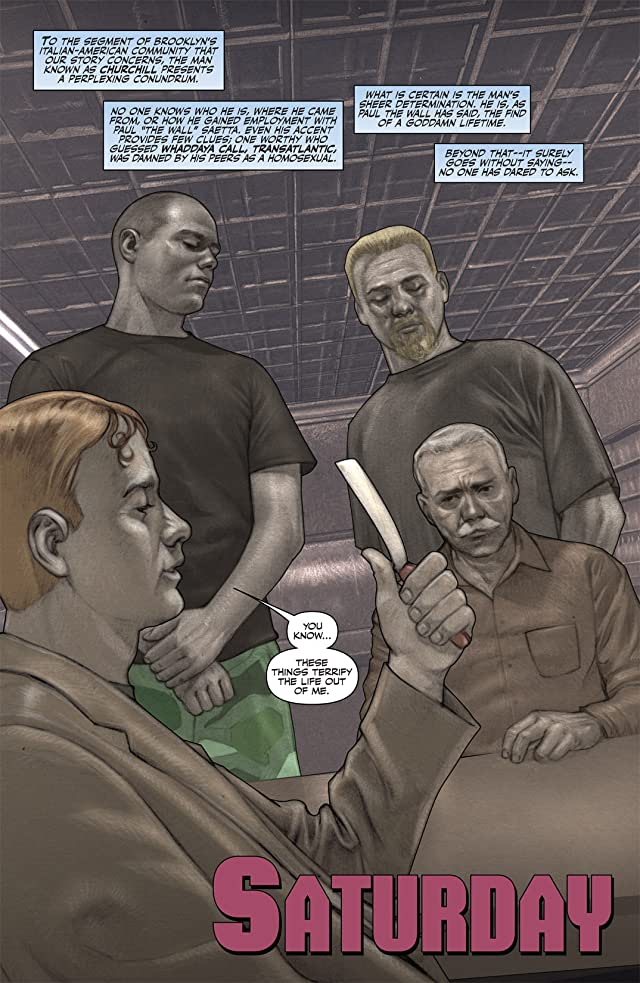 click for super-sized previews of Back To Brooklyn #3