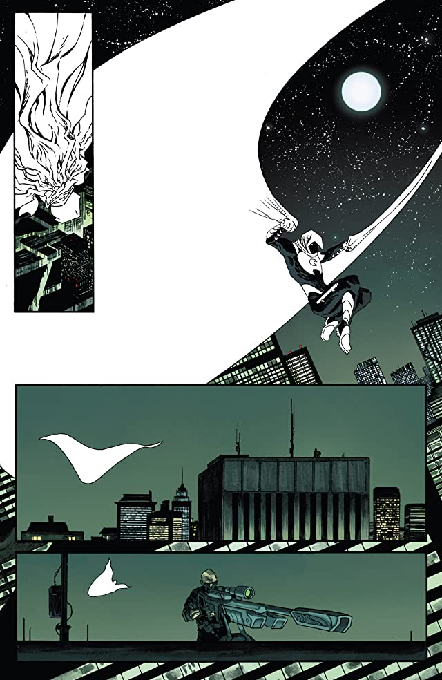 click for super-sized previews of Moon Knight (2014-) #2