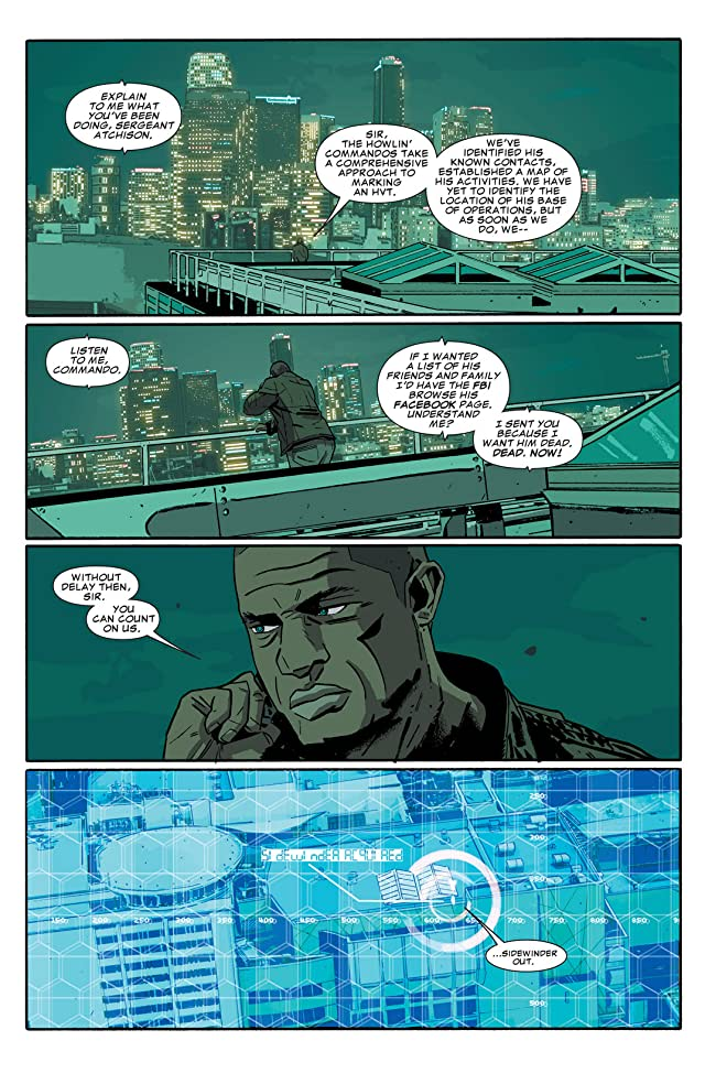 click for super-sized previews of The Punisher (2014-2015) #4