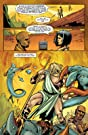 click for super-sized previews of God Is Dead #9