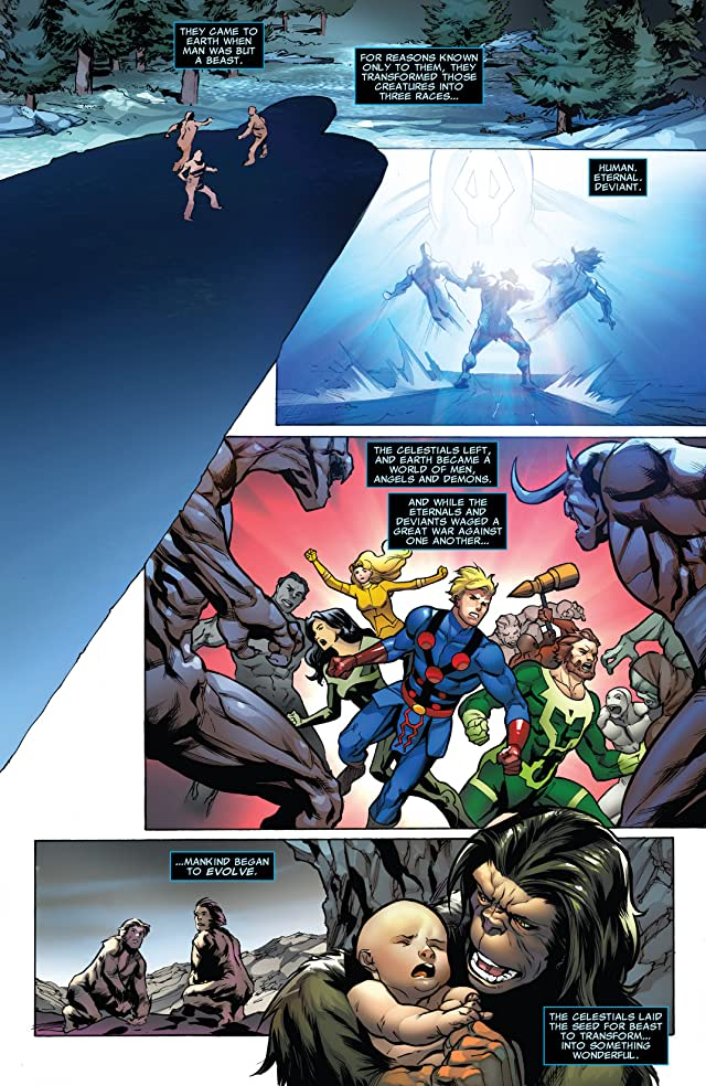 click for super-sized previews of New Warriors (2014-) #3