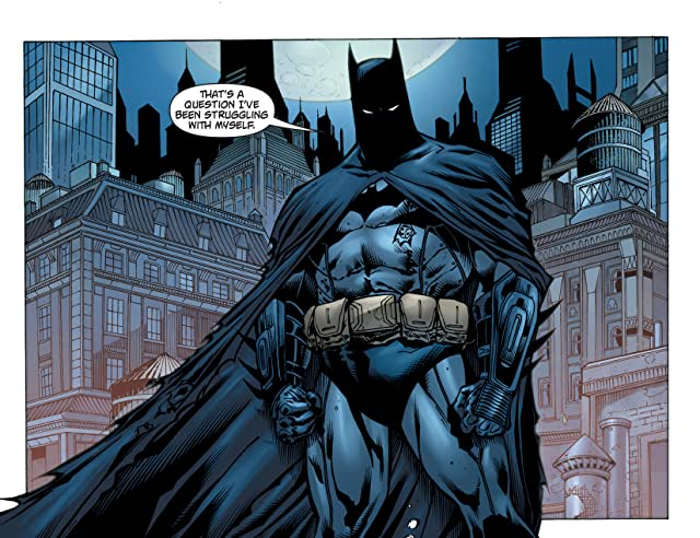 click for super-sized previews of Batman: Arkham Unhinged #4