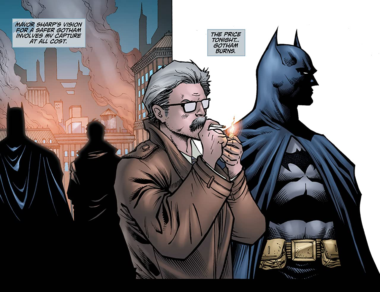 Batman: Arkham Unhinged #6