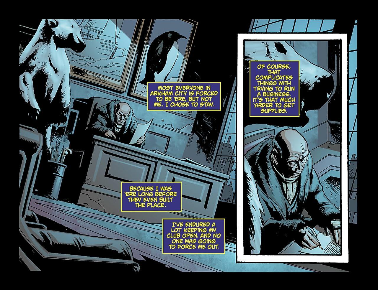 Batman: Arkham Unhinged #7