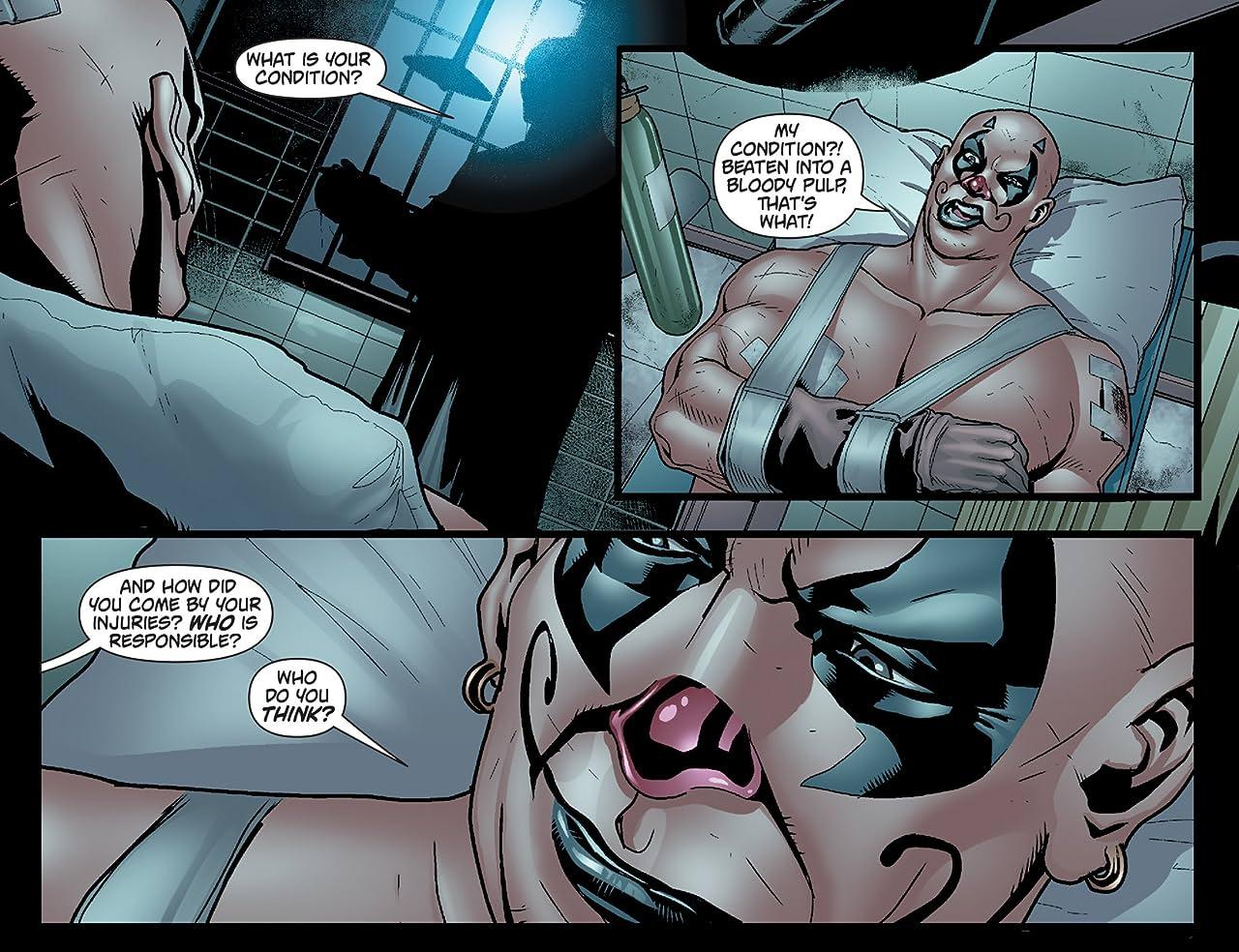 Batman: Arkham Unhinged #10