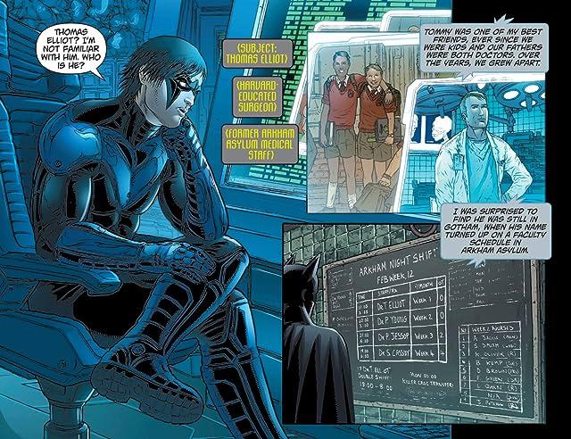 Batman: Arkham Unhinged #12