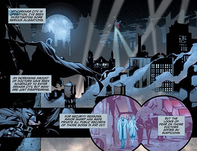 Batman: Arkham Unhinged #14