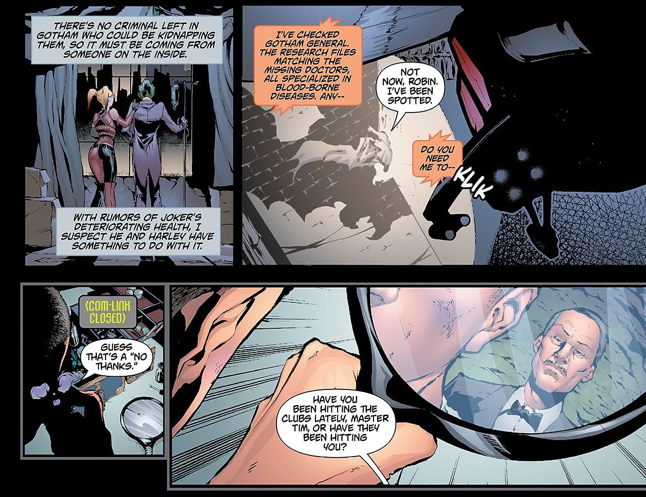 Batman: Arkham Unhinged #14