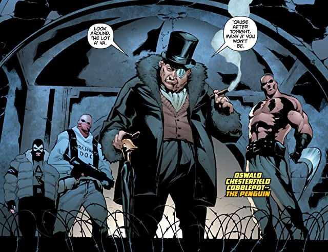 click for super-sized previews of Batman: Arkham Unhinged #15