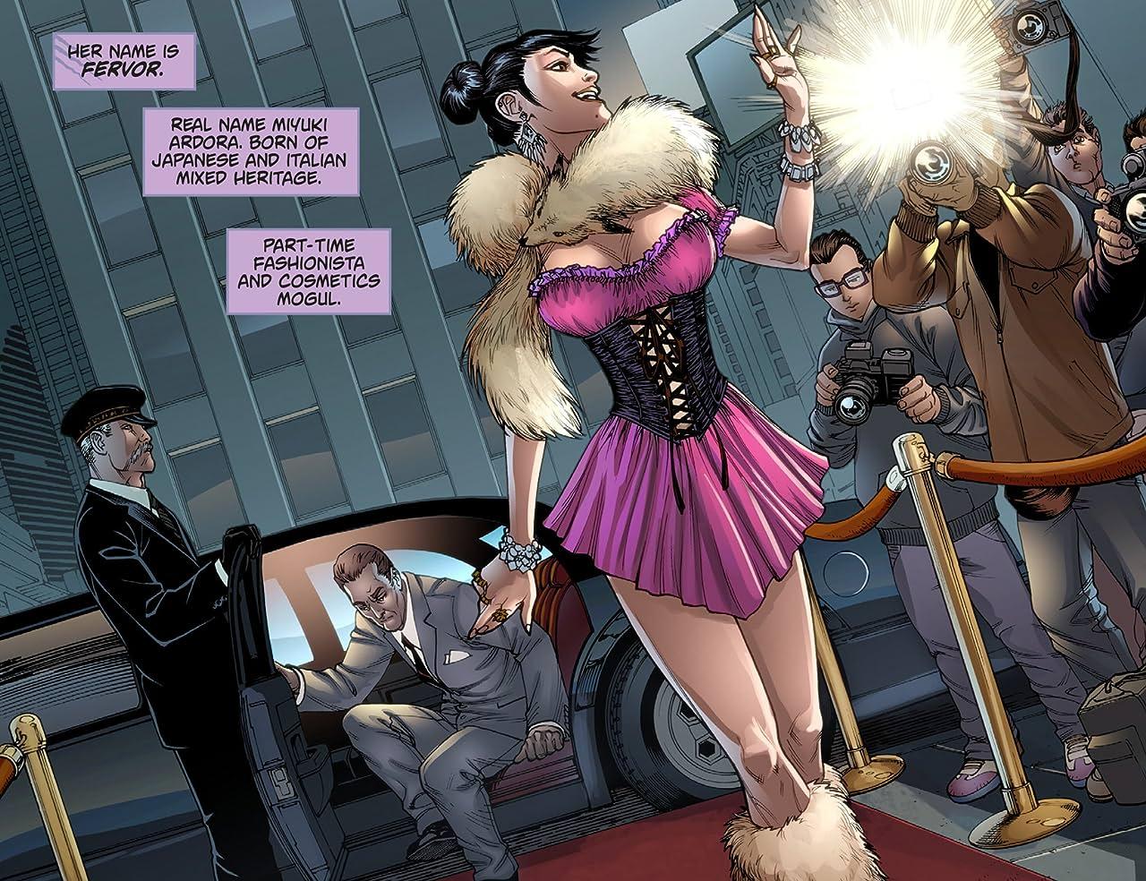 Batman: Arkham Unhinged #17