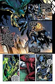 Untold Tales of the Blackest Night #1