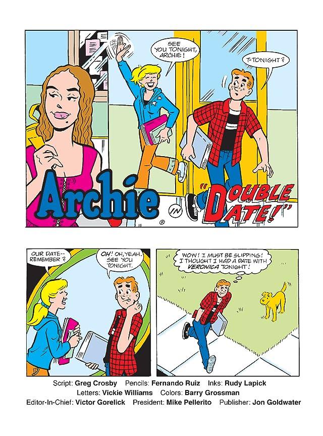 Archie Double Digest #250