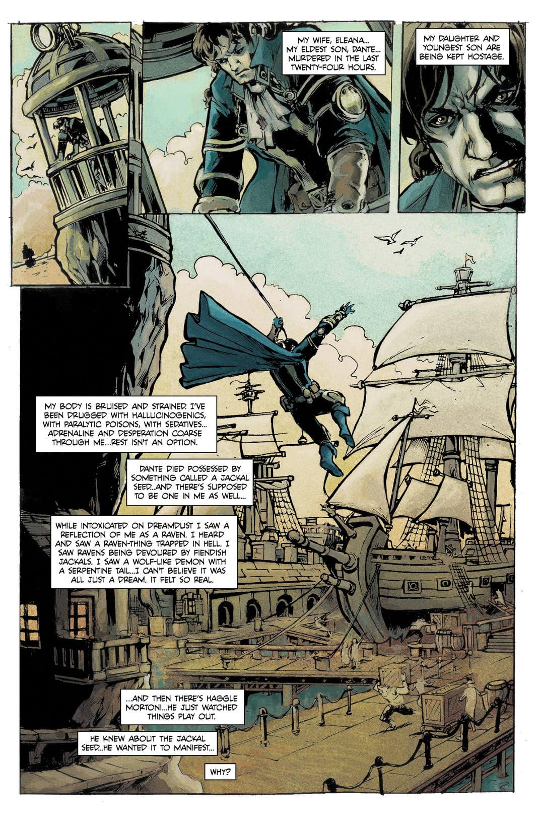 Raven Nevermore #3