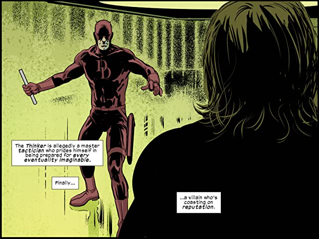 Daredevil: Road Warrior Infinite Comic #4 (of 4)