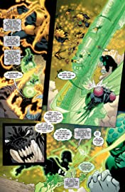 Green Lantern Corps (2006-2011) #15
