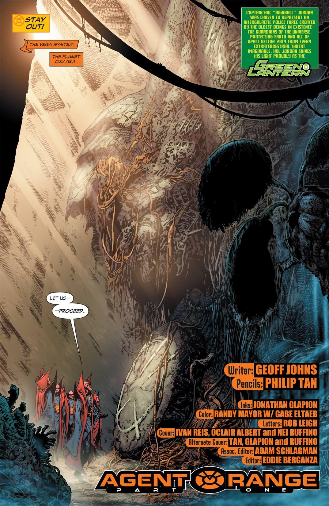 Green Lantern (2005-2011) #39