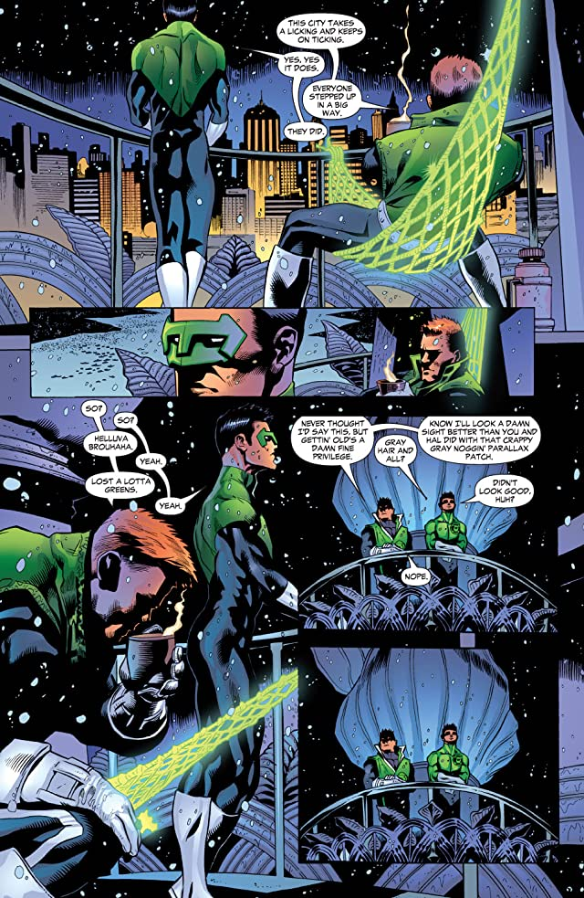click for super-sized previews of Green Lantern Corps (2006-2011) #19