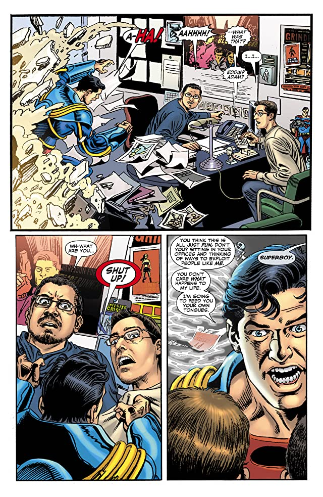 click for super-sized previews of Adventure Comics (2009-2011) #5