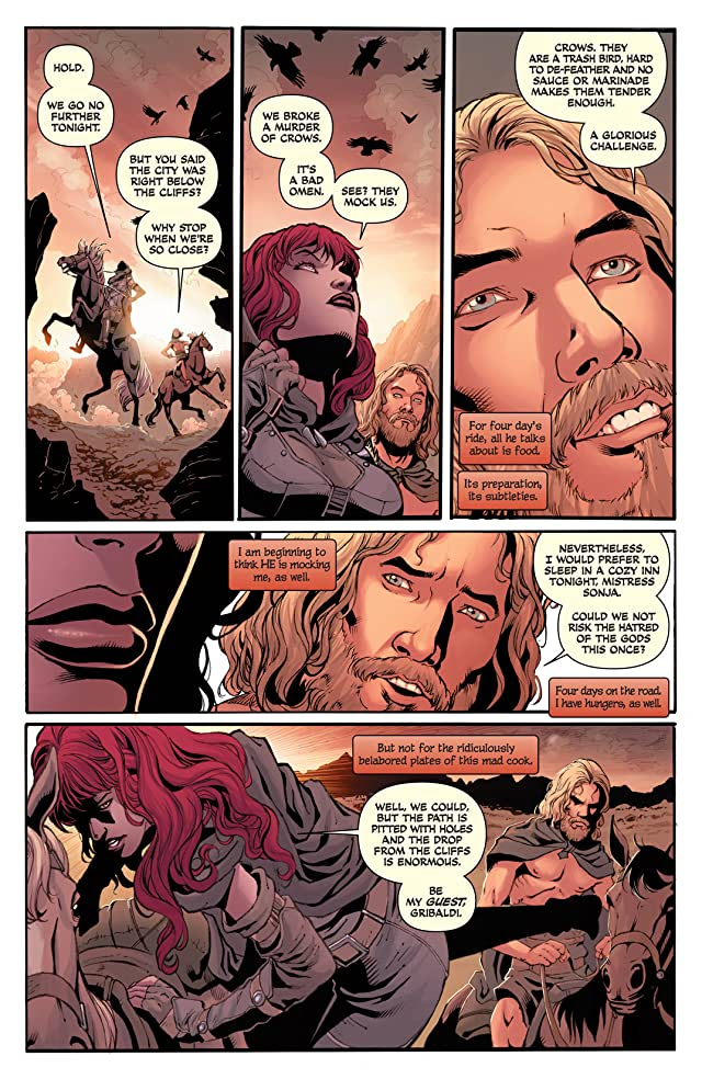 Red Sonja #8: Digital Exclusive Edition