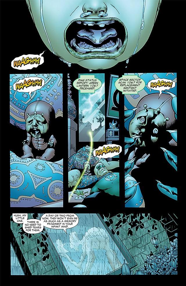 Green Lantern Corps (2006-2011) #30