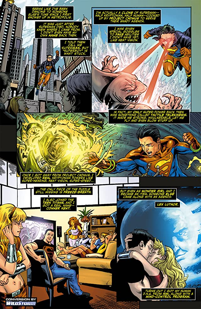 click for super-sized previews of Adventure Comics (2009-2011) #7