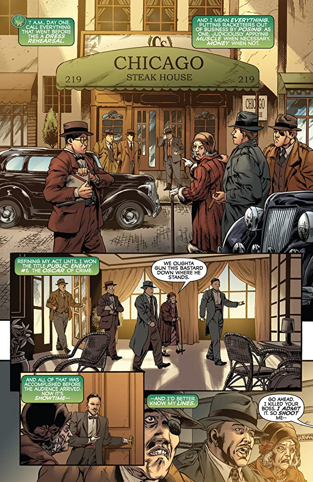 The Green Hornet #11: Digital Exclusive Edition