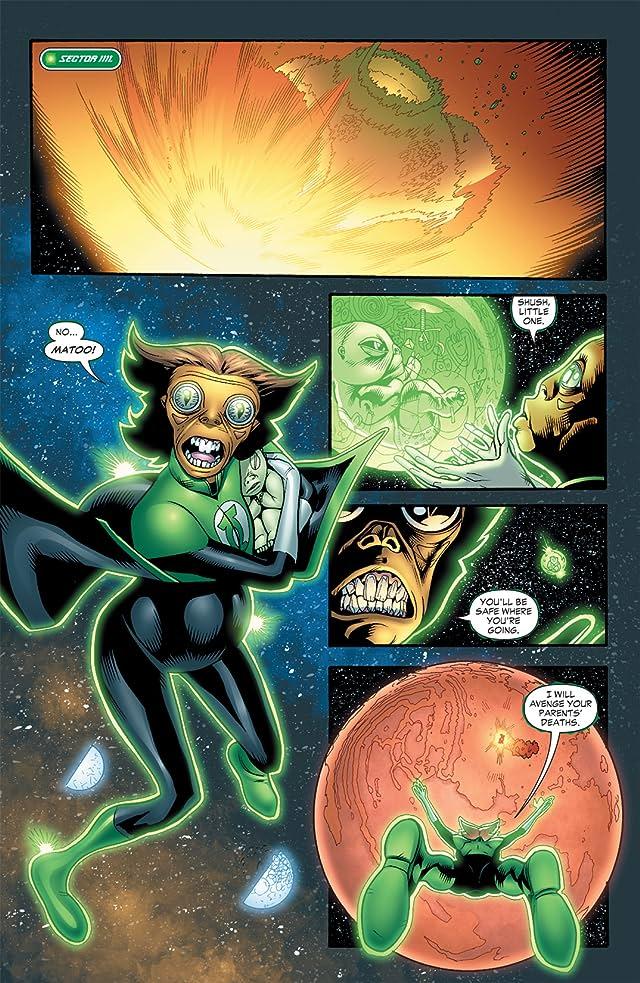 Green Lantern Corps (2006-2011) #31