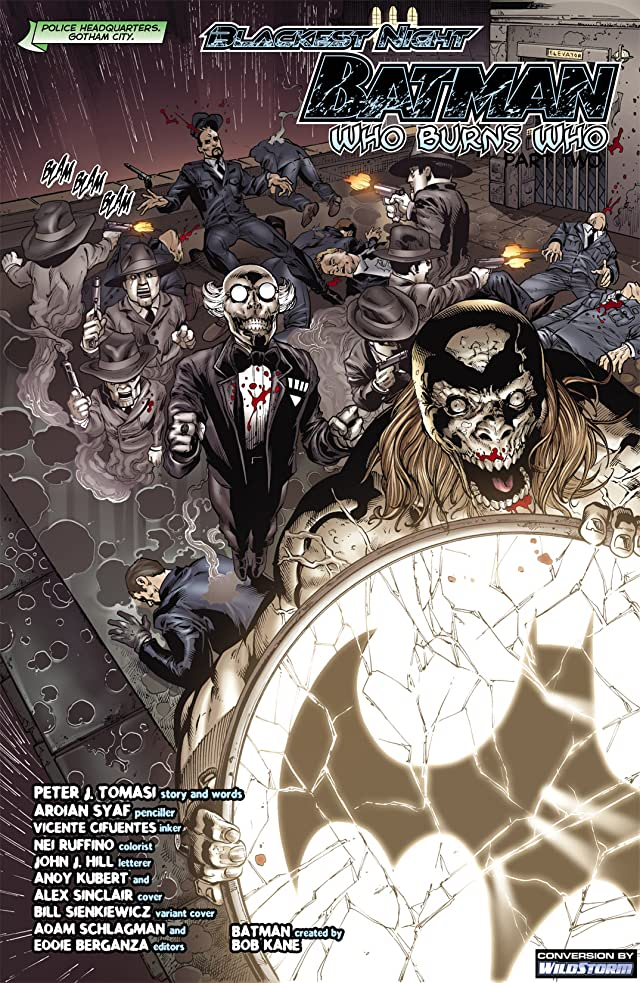 click for super-sized previews of Blackest Night: Batman #2 (of 3)