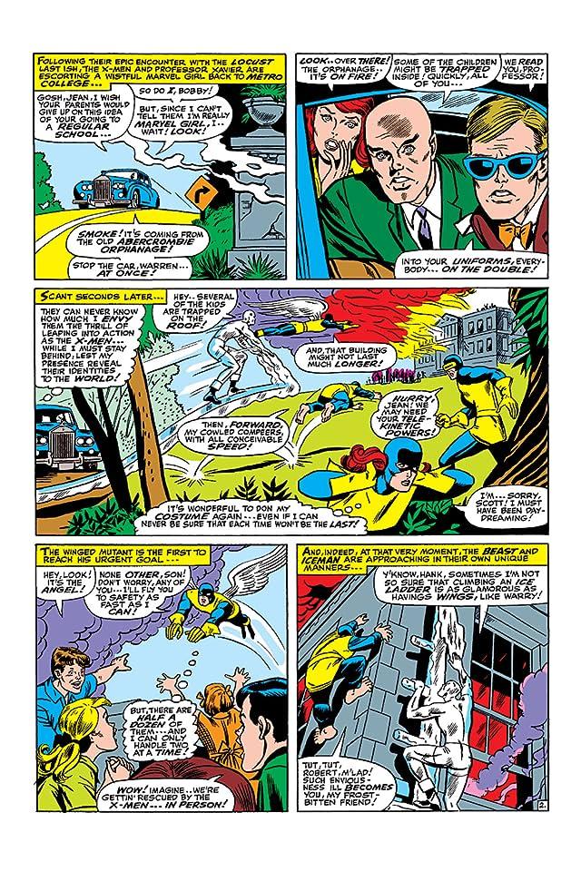 click for super-sized previews of Uncanny X-Men (1963-2011) #25