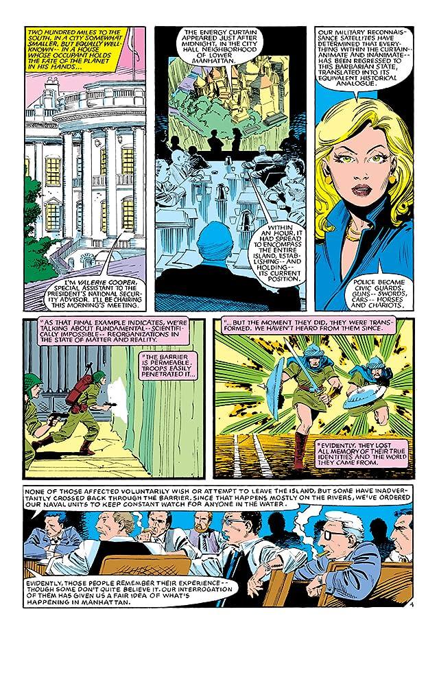 click for super-sized previews of Uncanny X-Men (1963-2011) #190